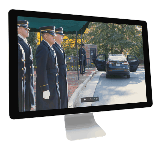 Standard Honors Arlington Video Online Service | video graphy | arlington media, inc. | Standard Honors National Cemetery Video Service