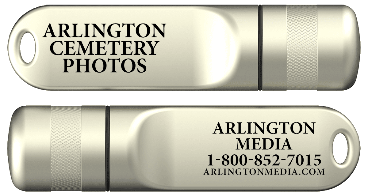 Arlington National Cemetery Photos USB Drive | Arlington National Cemetery Media | Arlington Media, inc.