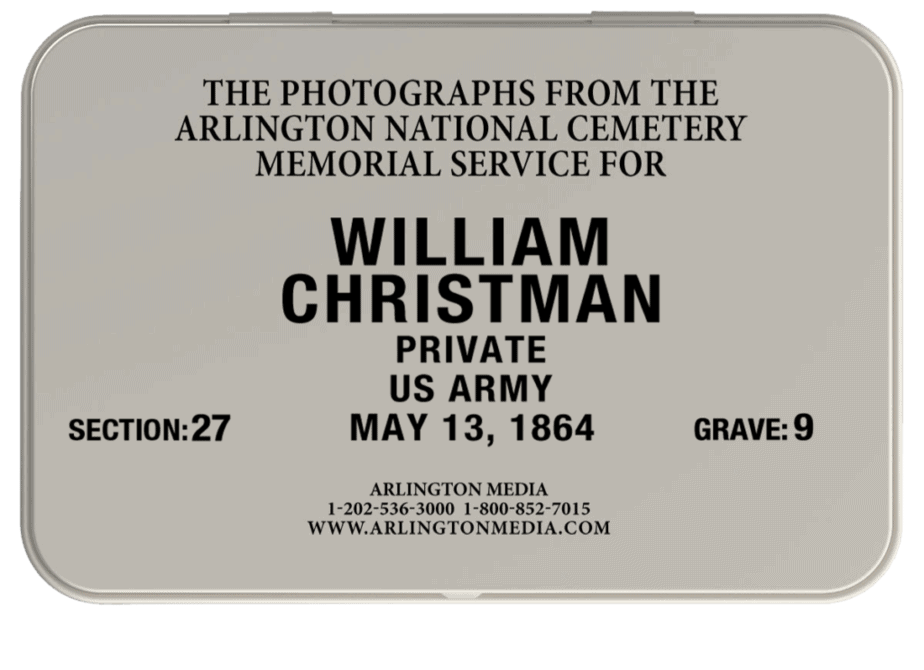 Arlington Media Photo USB Case | Arlington National Cemetery | Arlington Media, Inc.