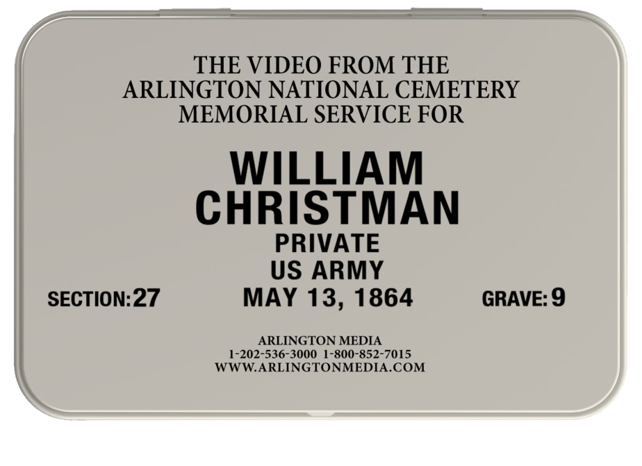 Arlington Media Video USB Case | Arlington National Cemetery | Arlington Media, Inc.