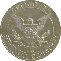 Arlington National Cemetery Emblem | Arlington Media, Inc.